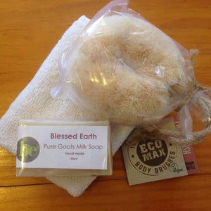 Blessed Earth Pure Organic Soap -Lavender