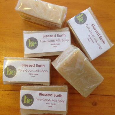 Blessed Earth Pure Goats Milk Soap