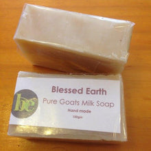 Load image into Gallery viewer, Blessed Earth Pure Goats Milk Soap