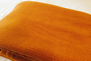 Cotton Blankets - Inca Gold