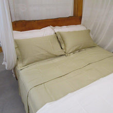 Load image into Gallery viewer, Simple Luxury Sheet Set in Golden Sand