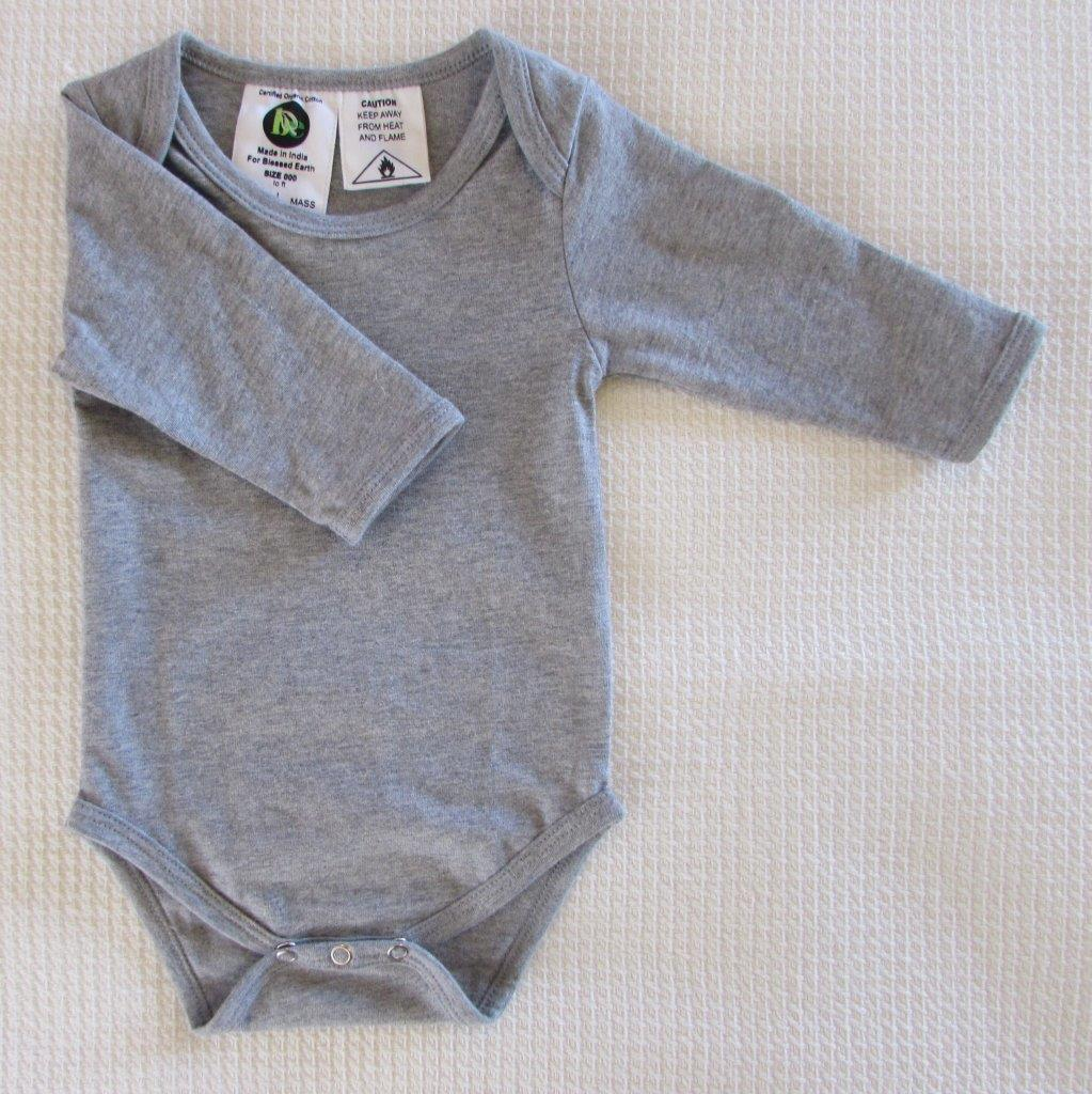 Baby Long Sleeve Bodysuits - Jerseys