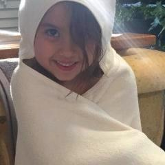 Toddler Hooded Towel