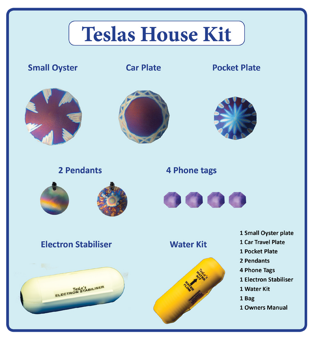 Tesla Homecare House Kit