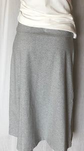 Ladies Bask Skirt in Melange