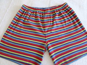 Mens Striped Boxer Short