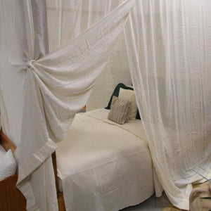 Mosquito Net in natural