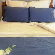 Load image into Gallery viewer, Soft Percale Sheet Set in Natural
