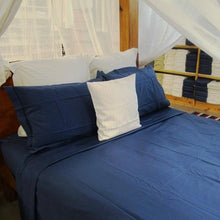 Load image into Gallery viewer, Magnificent Sheet Set in Royal Navy