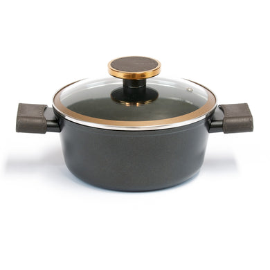 Noblesse Casseroles -  Induction with glass lid