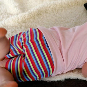 Childrens Striped Short
