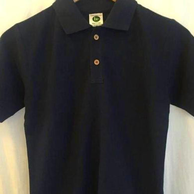 Childrens Long Sleeve Polo