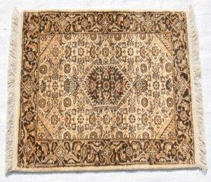 Silk Hand-knotted Persian Rug