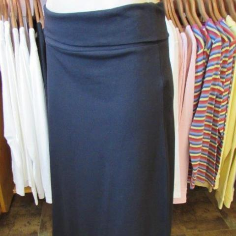 Ladies Bask Skirt in Black