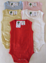 Load image into Gallery viewer, Baby Sleeveless Bodysuits - Basics