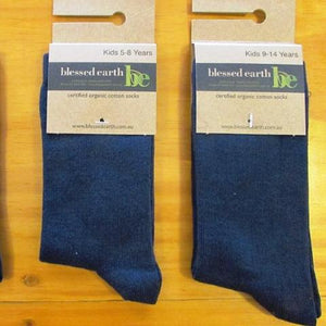 Childrens Organic Cotton Socks