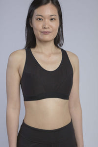 Ladies Sports Yoga Bra Top