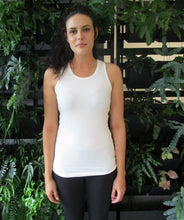 Load image into Gallery viewer, Ladies Sports Yoga Singlet Tops