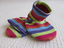 Load image into Gallery viewer, Baby Mittens   - Stripe