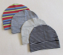 Load image into Gallery viewer, Baby Hat - Stripe