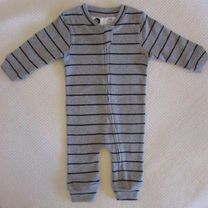 Baby All in One - Waffle Stripe