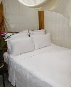 Magnificent Sheet Set in White