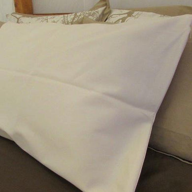 'Denim' Pillow Protector/Case Natural