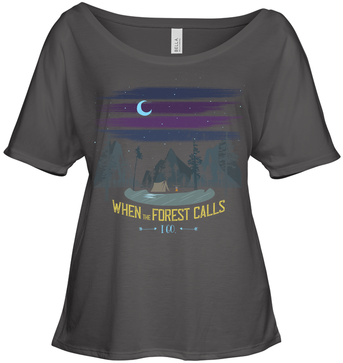 When The Forest Calls Tee