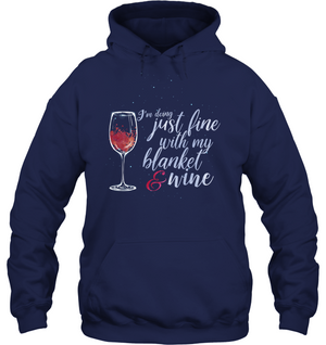 I Only Need Wine Unisex T-Shirt
