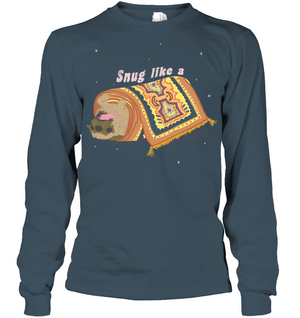 Pug In A Rug Unisex T-Shirt