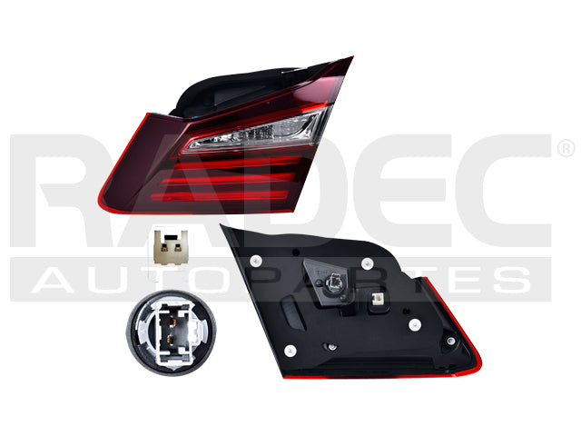 CALAVERA INTERIOR HD ACCORD 16-17 C/LED DEPO DER