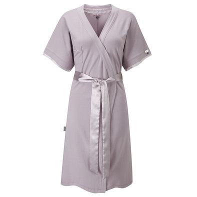 Loungewear Wrap in Oyster from Pretty You London
