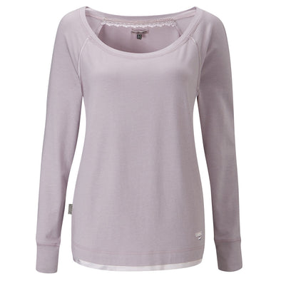 Loungewear Lounge Top in Oyster from Pretty You London