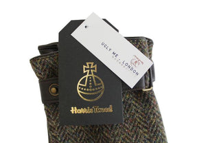 Accessories Men's Harris Tweed Gloves from Pretty You London
