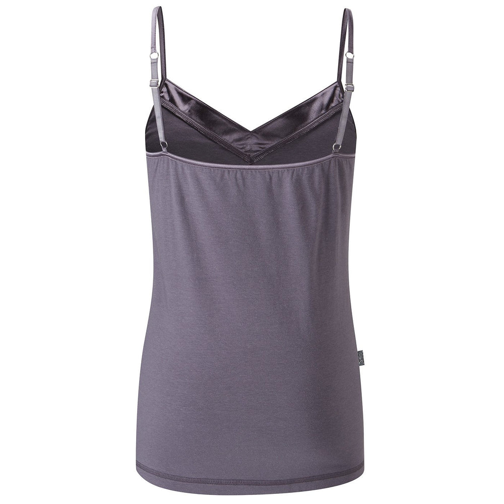 Load image into Gallery viewer, Loungewear Classic Cami in Smokey Pearl from Pretty You London
