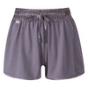Loungewear Jazz Shorts in Smokey Pearl from Pretty You London