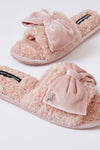 Womens Slider Slippers Matilda in Blush