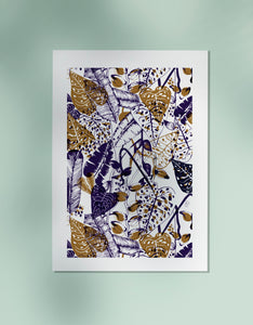 Bali Jungle Print