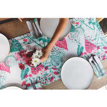 Load image into Gallery viewer, Bali Jungle Table Runner