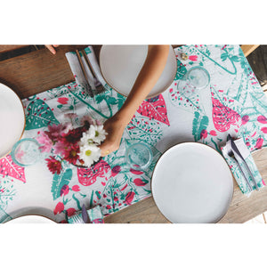 Bali Jungle Table Runner