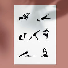 Load image into Gallery viewer, Yoga Sequence n.2 Print