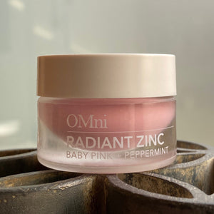 OMni RADIANT ZINC : 3 colours
