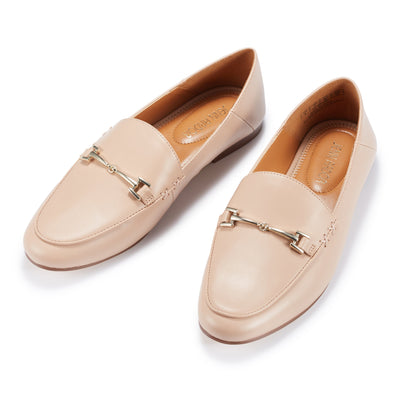 Hestia Loafer Flat Pink