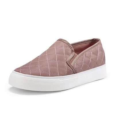 JENN ARDOR Women¡¯s Fashion Sneakers Classic Slip on Flats Comfortable Walking Sports Casual Shoes