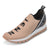 Sneakers Slip On Walking Shoes Casual Platform Shoes Nude