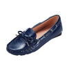 Metis Dockside Flat Shoes Blue