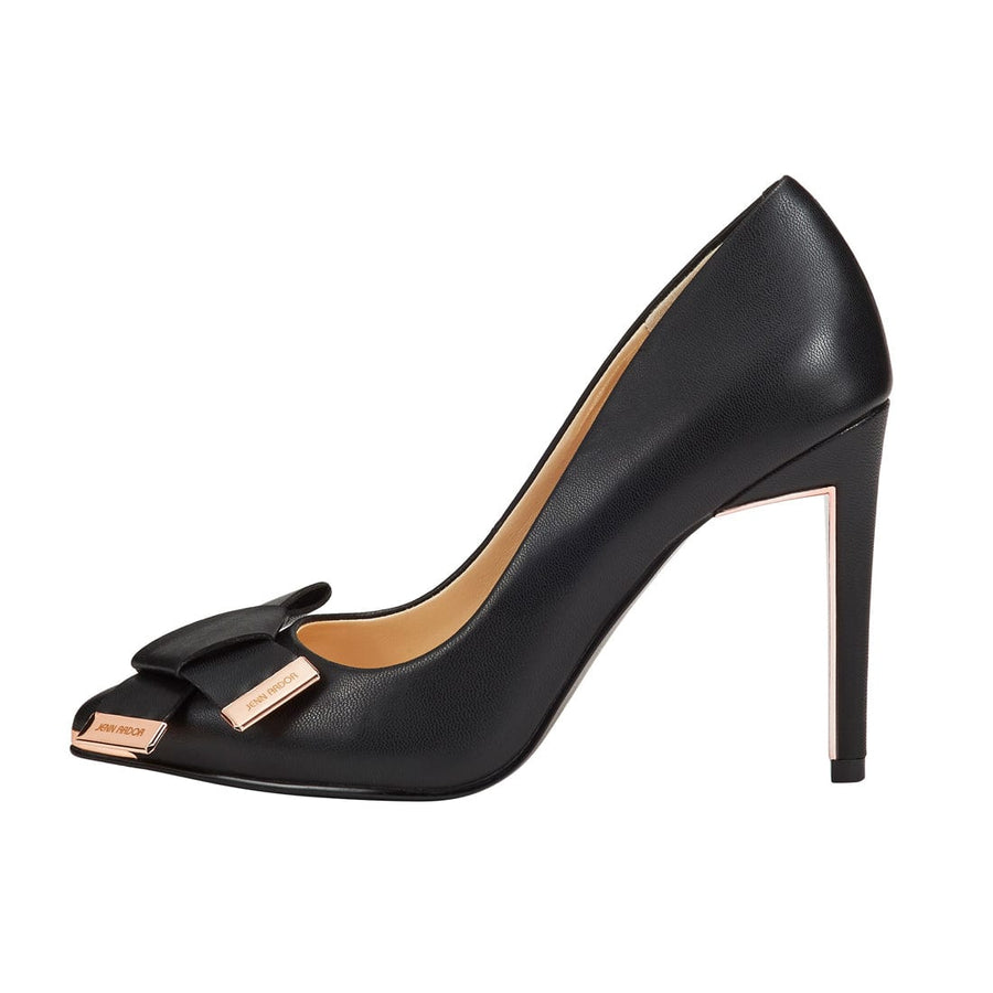 Eris Bowknot Stiletto Pump Black
