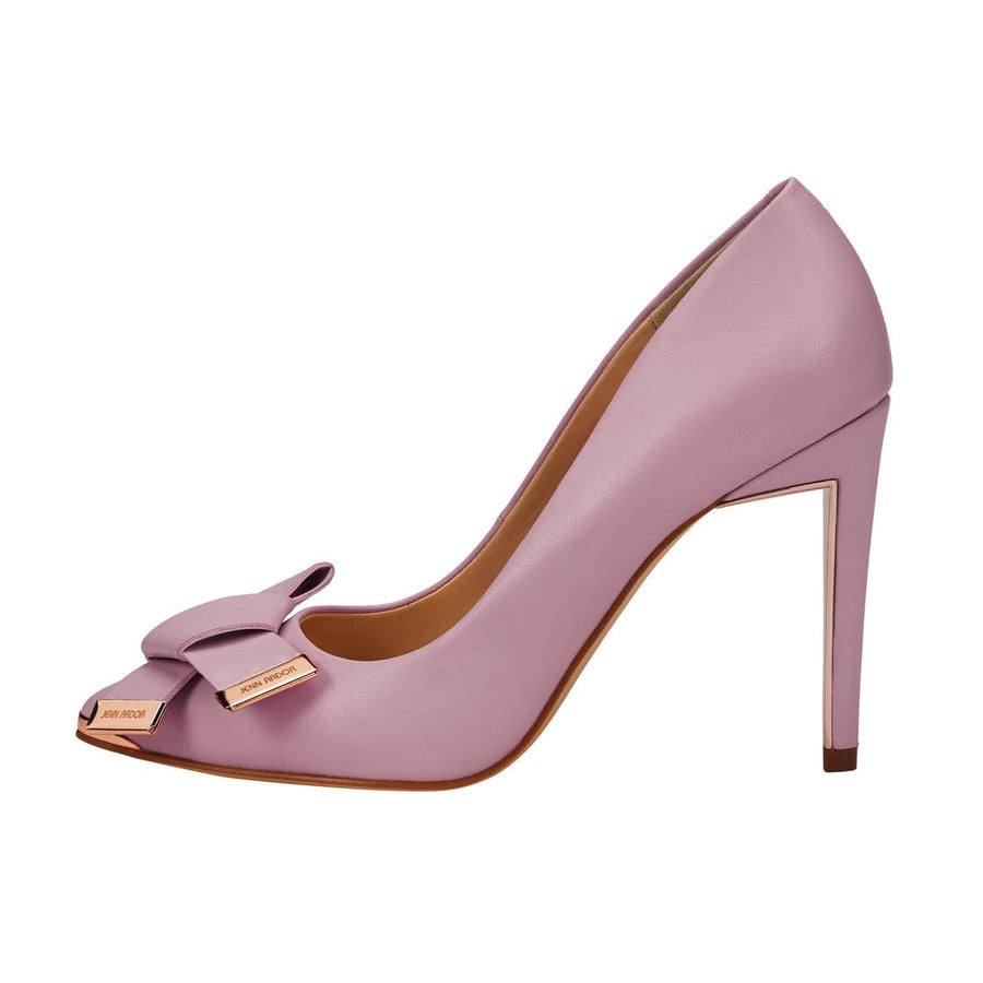 Eris Bowknot Stiletto Pump Pink