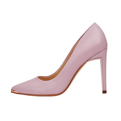 Moerae Pointed Toe Pump Pink