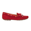 Graces Dockside Loafer Flat Red